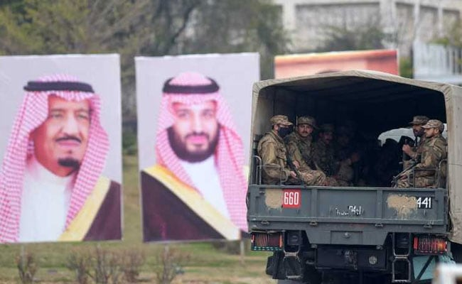 'Will Try To De-Escalate Tension Between Neighbours': Saudi After Pulwama