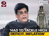"Video : Rs 6,000 Will Help Poor Farmers In Ways ""Naamdars"" Don't Understand: Piyush Goyal"