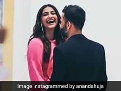 Anand Ahuja's Flashback Friday Post Featuring Sonam Kapoor Will Make You Go Aww