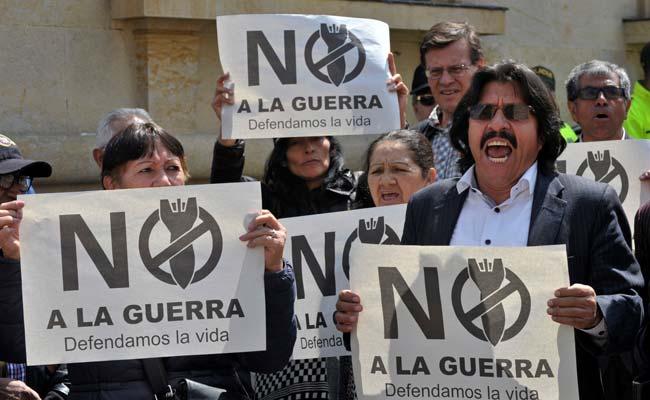US Seeks Urgent UN Security Council Meeting On Venezuela