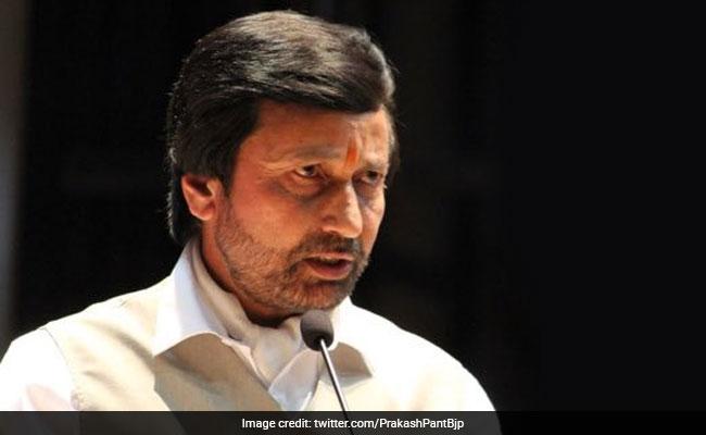 Uttarakhand Finance Minister Almost Faints While Giving Budget Speech