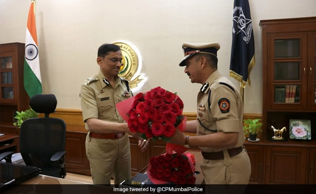 Mumbai Police Chief Gets 3-Month Extension Ahead Of Assembly Elections