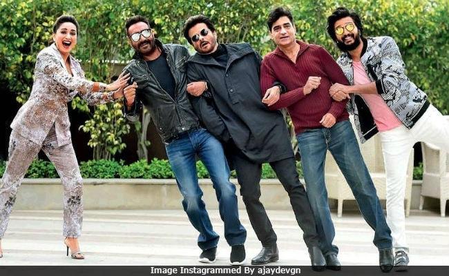 Total Dhamaal Box Office Collection Day 4: अजय, अनिल, माधुरी की 'टोटल धमाल' की बंपर कमाई, बटोरे इतने करोड़