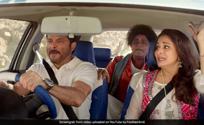 Total Dhamaal Preview: Madhuri Dixit And Anil Kapoor Are All