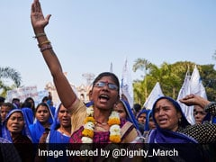 "5,000 Survivors Of Sexual Abuse March To Delhi For ""Dignity"""