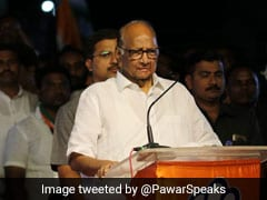 """Terribly Afraid"" Over What PM Modi Will Do Next, Says Sharad Pawar"