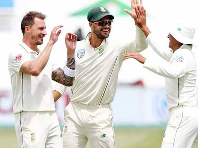 SA vs SL first Test: Dale Steyn grabs advantage for South Africa