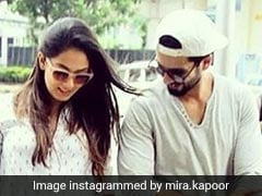 What's In Shahid Kapoor And Mira Rajput's Shopping Cart? Misha! Pic Inside