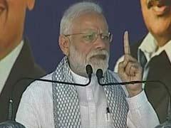 महाराष्ट्र में फिर बोले पीएम मोदी, जवानों के बलिदान को व्यर्थ नहीं जाने दिया जाएगा