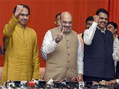 Opinion: Amit Shah Finally Won Over Sena. LK Advani Was Tougher