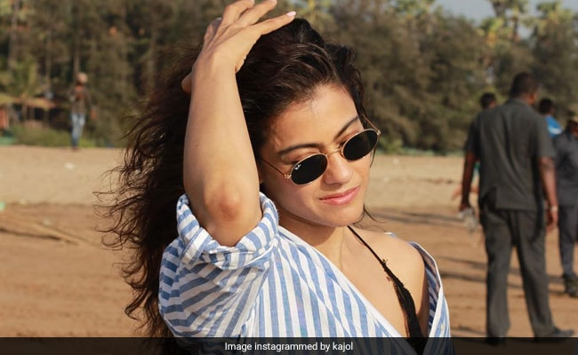 Kajol Perfectly Sums Up 'Mid-Week Feelings' In This Throwback Pic