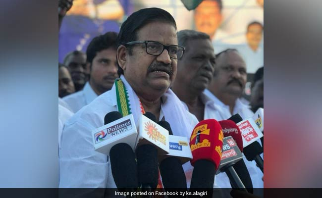 Rahul Gandhi Appoints KS Alagiri As Congress Tamil Nadu Panel's President