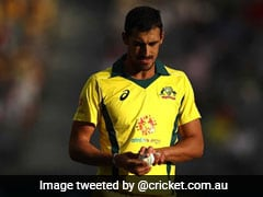 Mitchell Starc Positive About Return Against Pakistan After Missing Out On India Tour