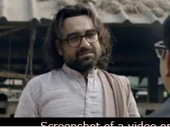 """Scale Of <I>Sacred Games 2</i> Is Huge This Time,"" Says Pankaj Tripathi"
