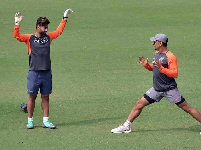 Kiran More Explains How MS Dhonis Success Formula Worked For Rishabh Pant