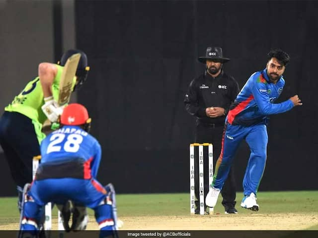 Afghanistan vs Ireland, 3rd T20I: Rashid Khan Hat-Trick Seals Afghanistan T20I Sweep Against Ireland