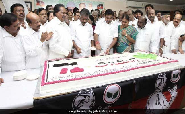 Gold Rings, Medical Camps Mark Jayalalithaa's Birth Anniversary