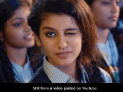 Priya Prakash Varrier's 'Viral Wink Sidelined My Role,' Says Oru Adaar Love Lead Actress