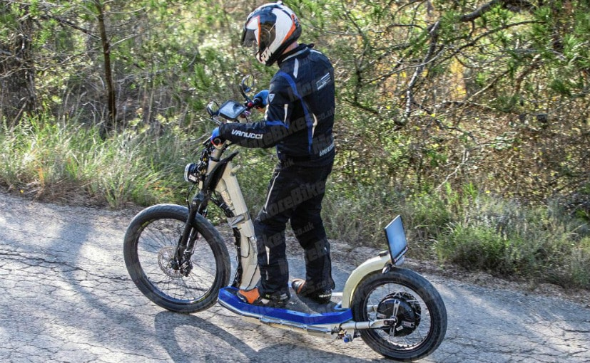 There is no clear timeline on the launch of the electric KTM scooter