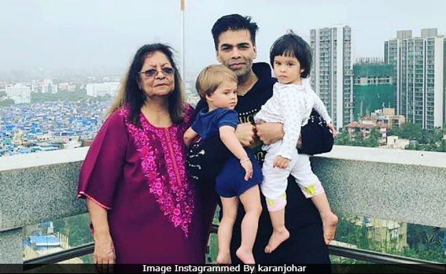 How Karan Johar Plans To Celebrate Twins Roohi And Yash's Second Birthday