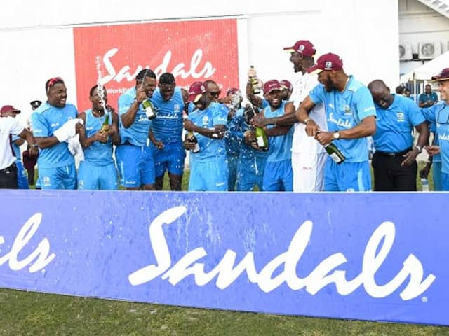 2nd Test, Day 3: Windies Crush England Again For Series Win