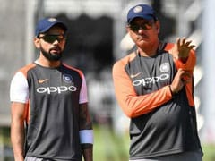 """Absolutely Special"": Ravi Shastri Likens Virat Kohli To These Two Cricket Greats"
