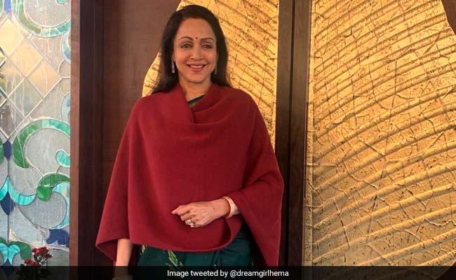 'I'm Sure PM Will Take Firm Decision': Hema Malini On Pulwama Attack