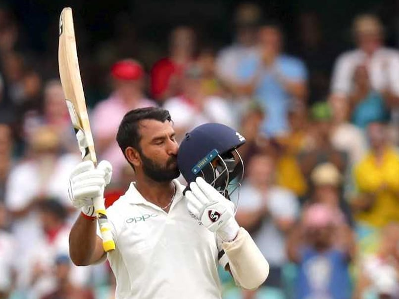 Cheteshwar Pujara Scores First T20 Century Of His Career