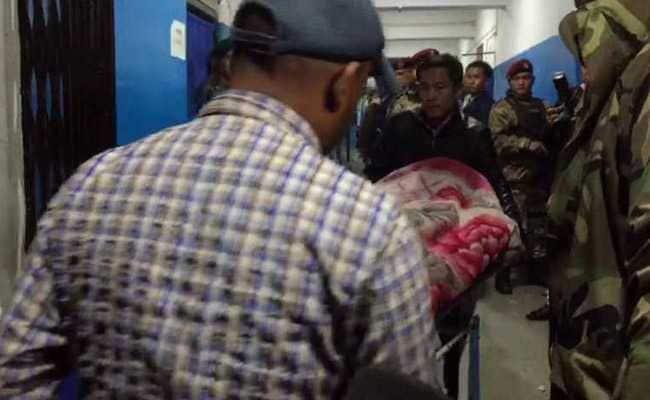 3 Jawans Among 4 Injured In Blast Near Raj Bhawan In Manipur
