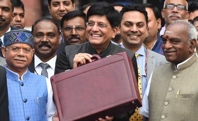 Interim Budget: The Curious History Of The 'Red Briefcase'