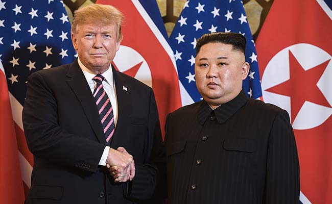 Donald Trump on North Korea's Kim: 'We Just Like Each Other'