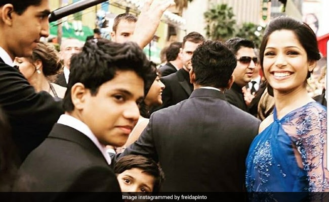 Oscars 2019: Down Slumdog Millionaire's Academy Awards Memory Lane, Courtesy Freida Pinto