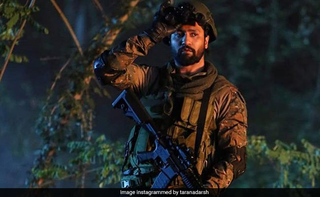 Uri Box Office Report - Vicky Kaushal's Film Creates 'History' Yet Again, Smashes This Baahubali 2 Record