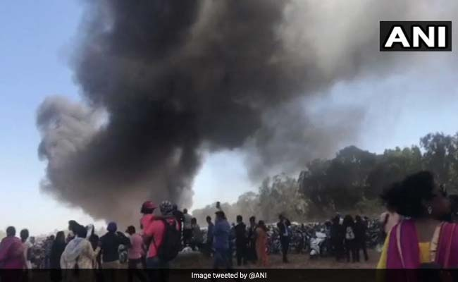 Toyota Provides Assistance To Customers Impacted By Bangalore Airshow Fire Mishap