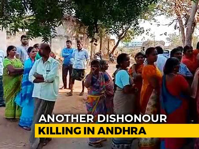 Video : Andhra Man Allegedly Kills Daughter Over Relationship With Classmate