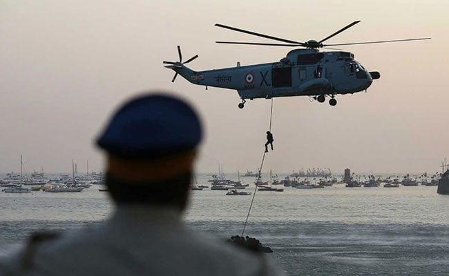 India To Shortlist Bidders For 111 Naval Helicopters In $3 Billion Deal