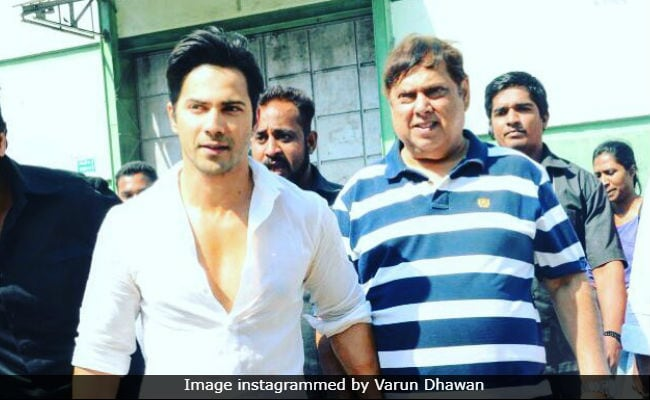 Street Dancer Aside, Varun Dhawan Is Trending For This Coolie No 1 Update