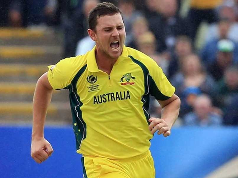 Injured Josh Hazlewood Eyes World Cup Return For Australia