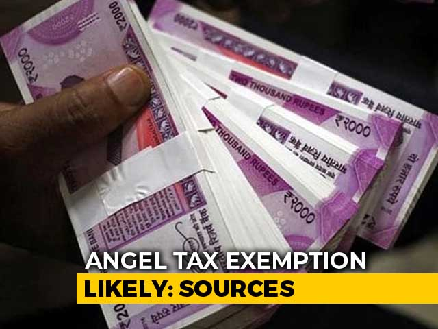 Video : Government-Recognised Start-Ups To Get Exemption From Angel Tax: Sources