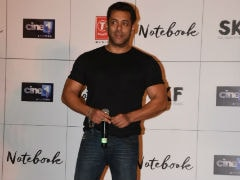 Journalist Accuses Salman Khan Of Snatching Phone, Files Police Complaint