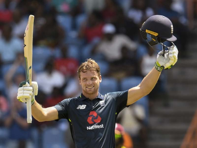 England Hit Record 24 Sixes Against The Windies And Jos Buttler Smashes Half Of Them - Watch