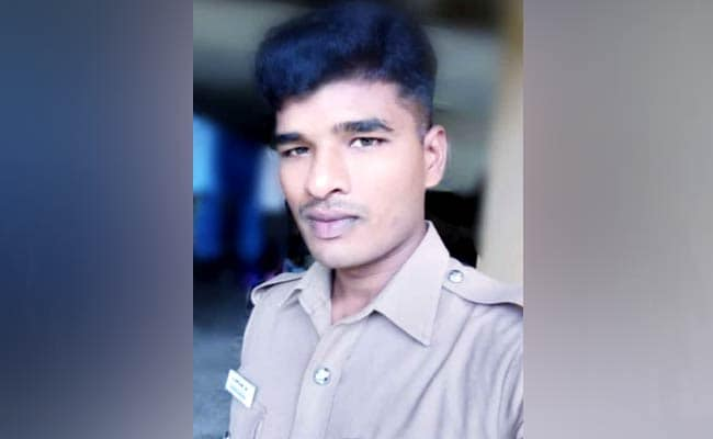 Chennai Cop Found Dead On His Birthday Police Suspect Suicide