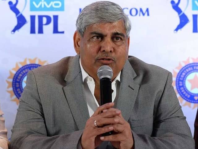 World Cup 2019: Shashank Manohar Assured The BCCI That The Security Of The Indian Team In World Cup Will Be A Top priority