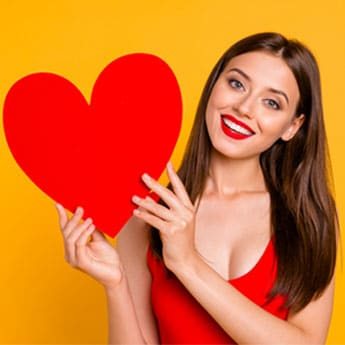 Valentine's Day Is For Red Lipstick. You Can't Go Wrong With These 6