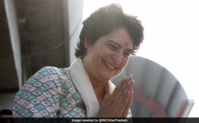 Priyanka Gandhi Vadra Meets Congress Workers On Day 2 In Lucknow