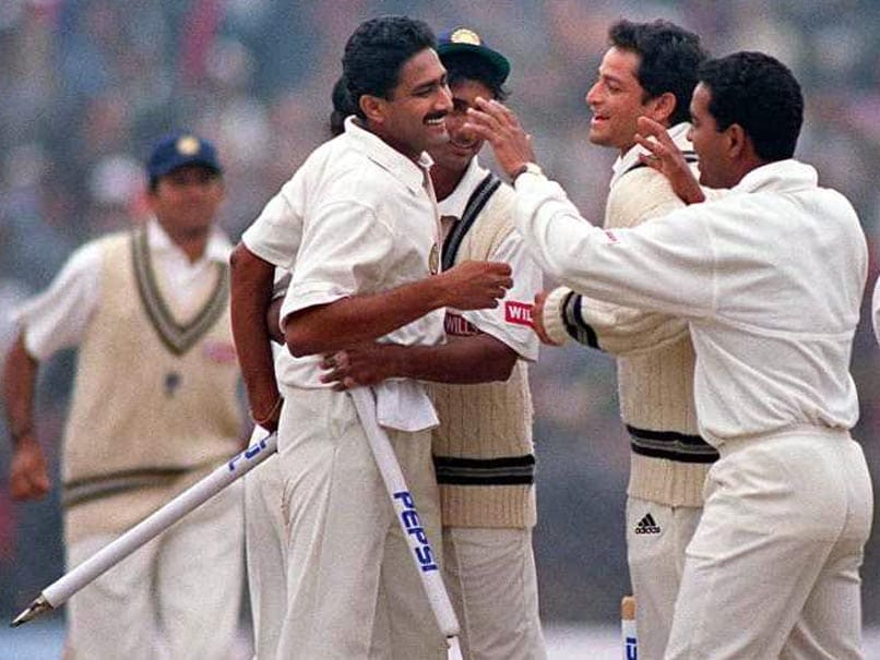 Anil Kumble S 10 Wicket Haul That Demolished Pakistan 20