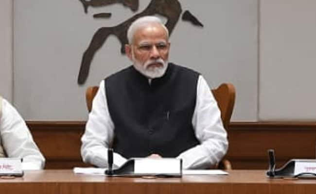 PM Modi, BJP Cancel All Political Programmes Day After Pulwama Attack