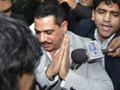 """""""Truth Will Always Prevail,"""" Says Robert Vadra In Facebook Post"""