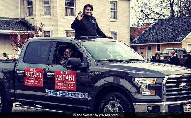 Indian-American Republican To Run For Ohio state Senate In 2020