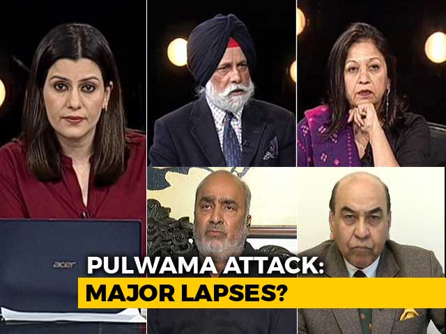 Video : Pulwama Attack: Will There Be Accountability For Lapses?